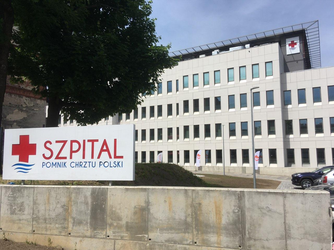 nowy szpital w gnieźnie - Rafał Muniak