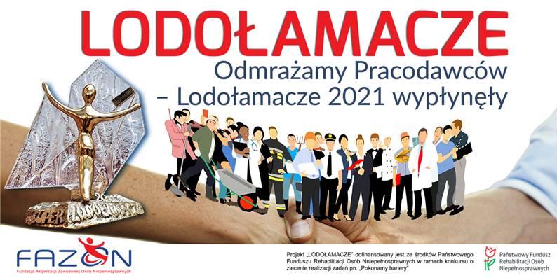 XVI edycja Konkursu Lodołamacze 2021 - Organizator