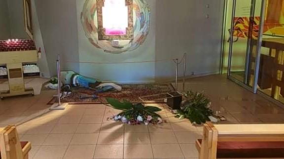 profanacja kościół konin - Parafia pw. świętego Maksymiliana Kolbe