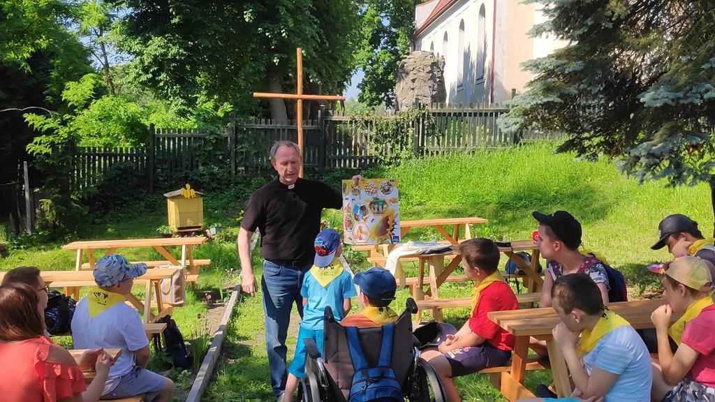 eko ogród parafia pw. św. Michała Archanioła w Jastrowiu - Przemysław Stochaj