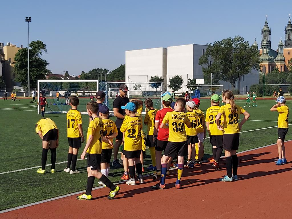 Puchar Ligi Mistrzów Koziołka - Krzysztof Polasik