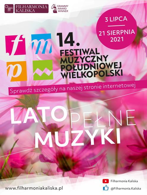 14. edycja Festiwalu Muzycznego Południowej Wielkopolski - Organizator