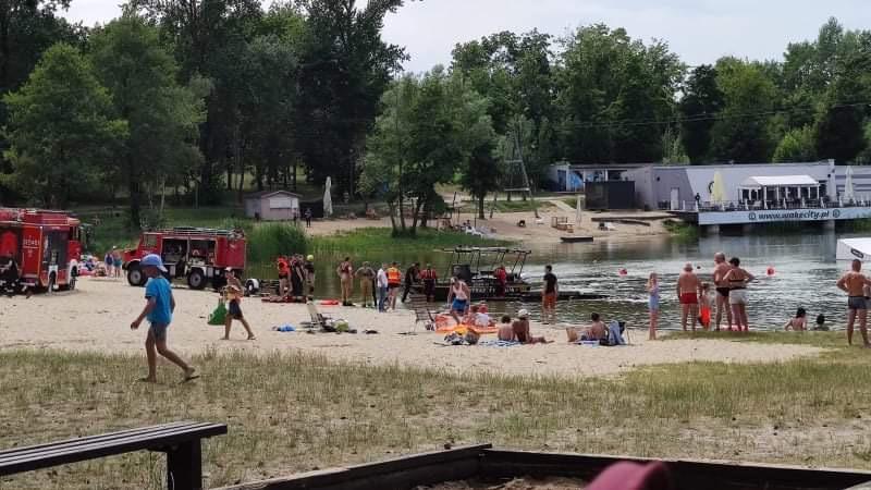 jezioro lipno stęszew akcja ratunkowa - Motosygnały