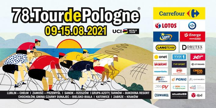 78. Tour de Pologne 2021 - Organizator