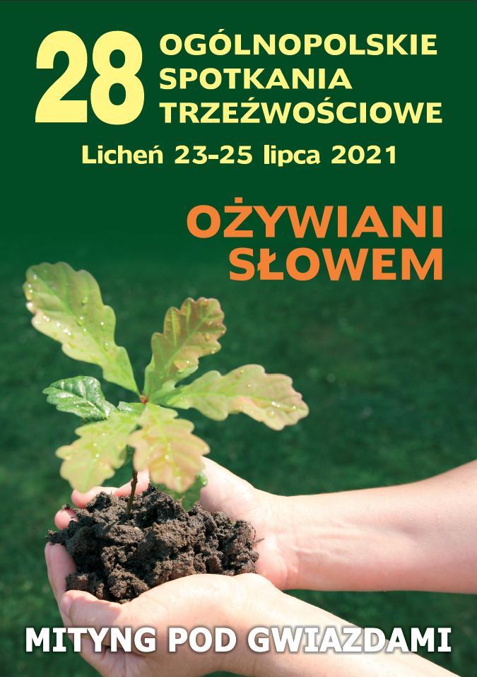 Ogólnopolskie Spotkania Trzeźwościowe 2021 - Organizator