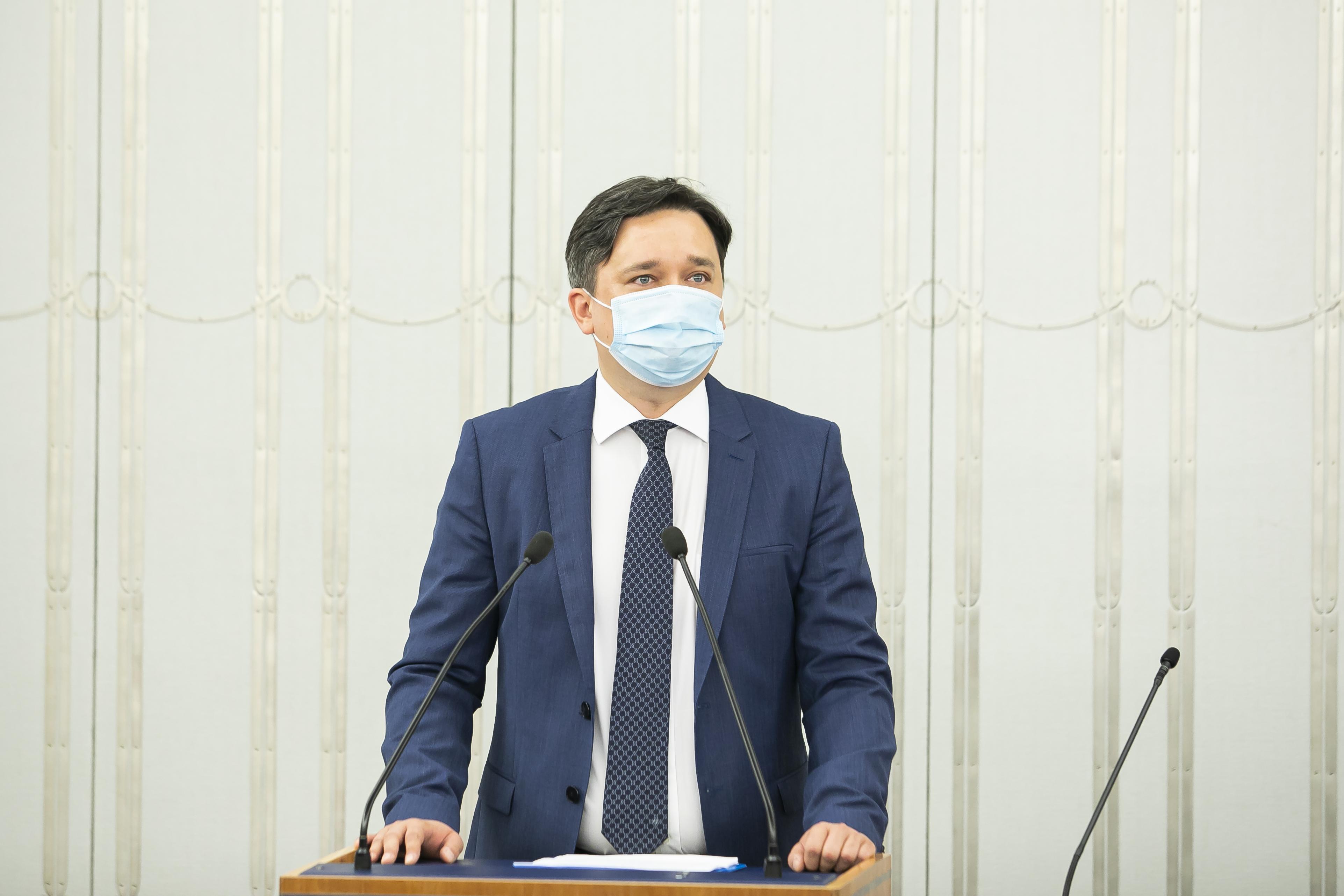 Prof. Marcin Wiącek - Senat