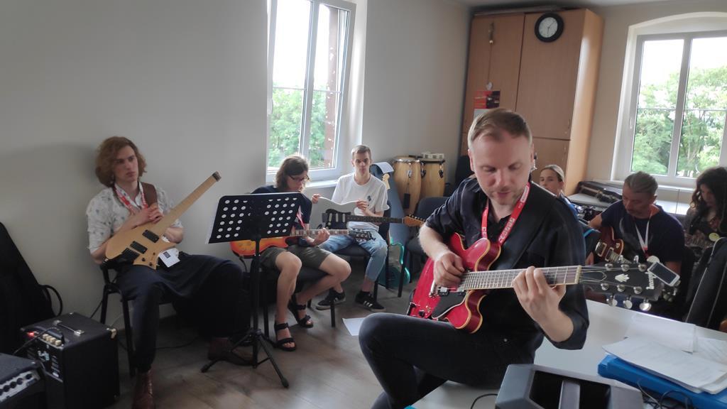 Cho-Jazz - Przemysław Stochaj