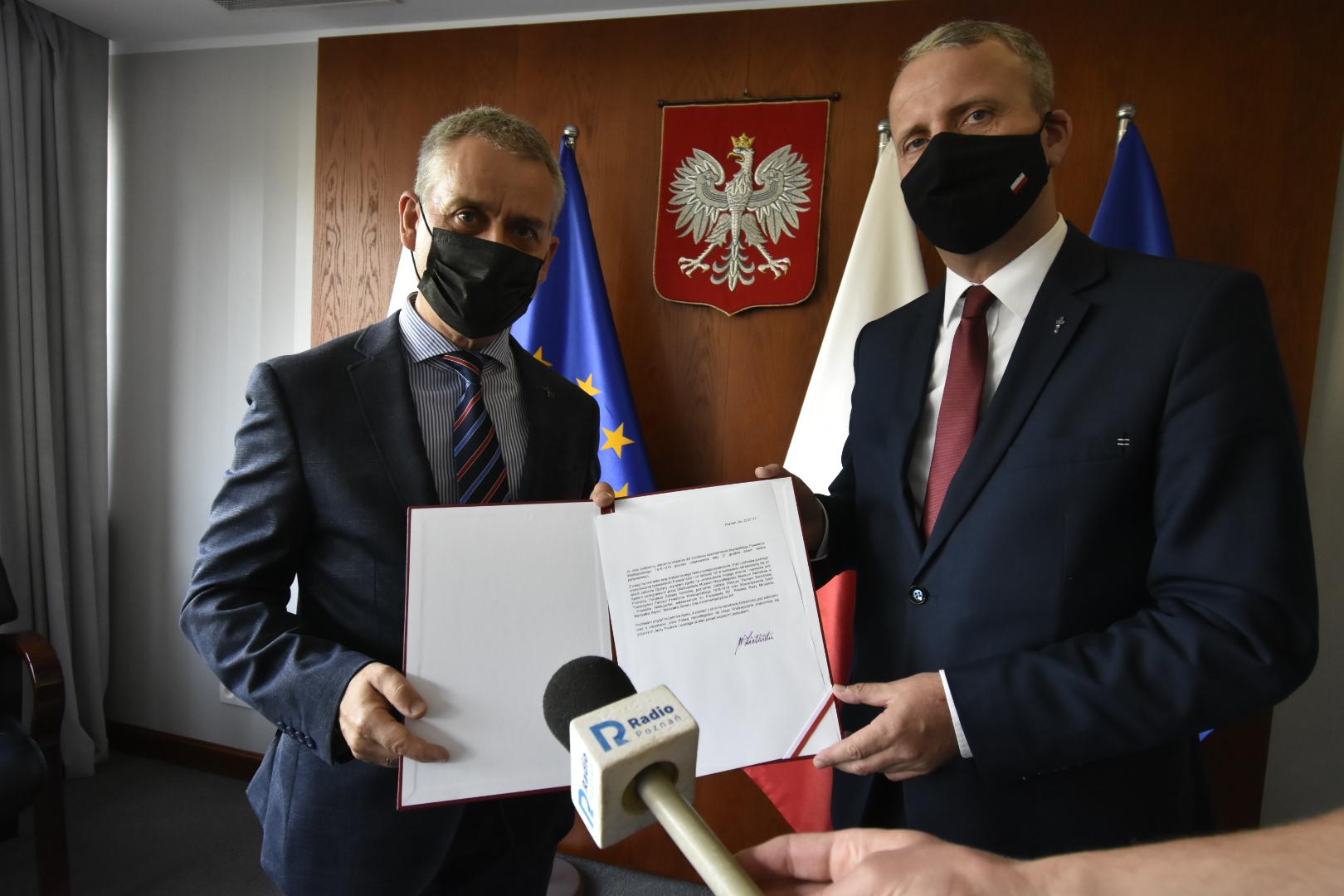 Wojewoda popiera ideę ustanowienia 27 grudnia świętem państwowym - Wojtek Wardejn