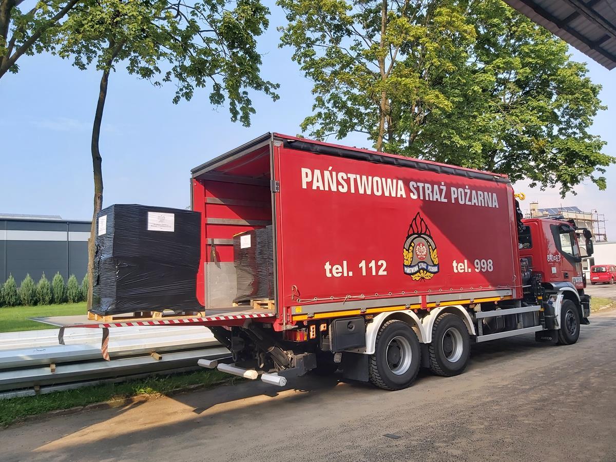 rządowa agencja rezerw strategicznych pomoc niemcy pomoc dla powodzian - Krzysztof Polasik - Radio Poznań