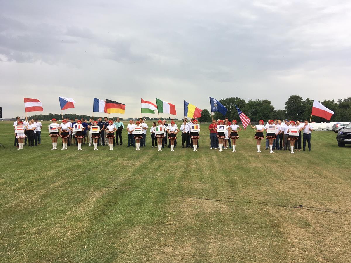 mistrzostwa świata w akrobacji szybowcowej leszno - Jacek Marciniak - Radio Poznań