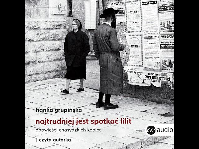 Najtrudniej jest spotkać Lilit - okładka audiobooka - Wielka Litera