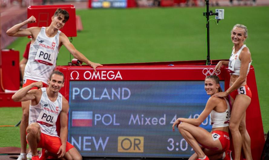 złoty medal tokio - PKOl – Marek Biczyk