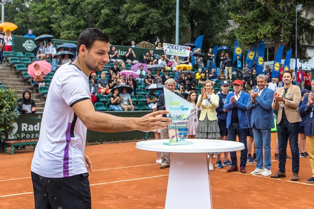Hiszpan Bernabe Zapata Miralles poznań open - Paweł Rychter/Poznań Open 2021