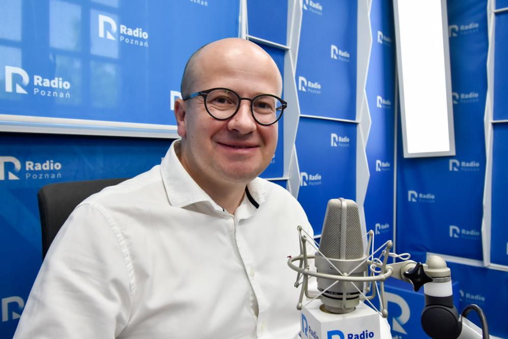 bartłomiej wróblewski - Wojtek Wardejn - Radio Poznań