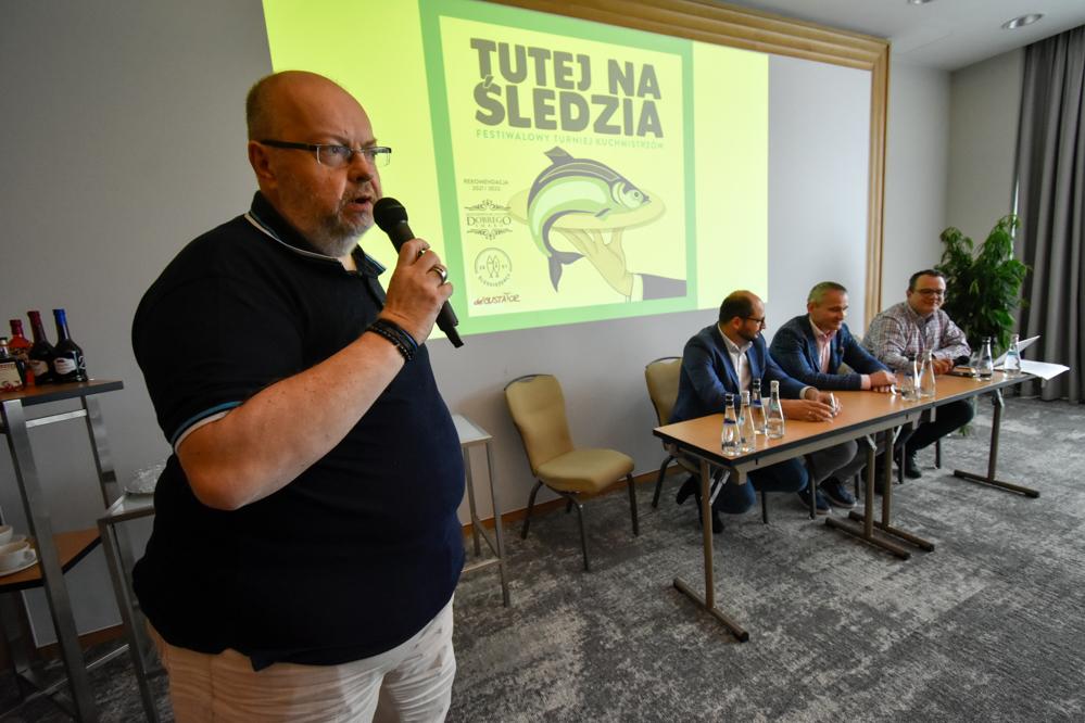festiwal dobrego smaku juliusz podolski - Wojtek Wardejn - Radio Poznań