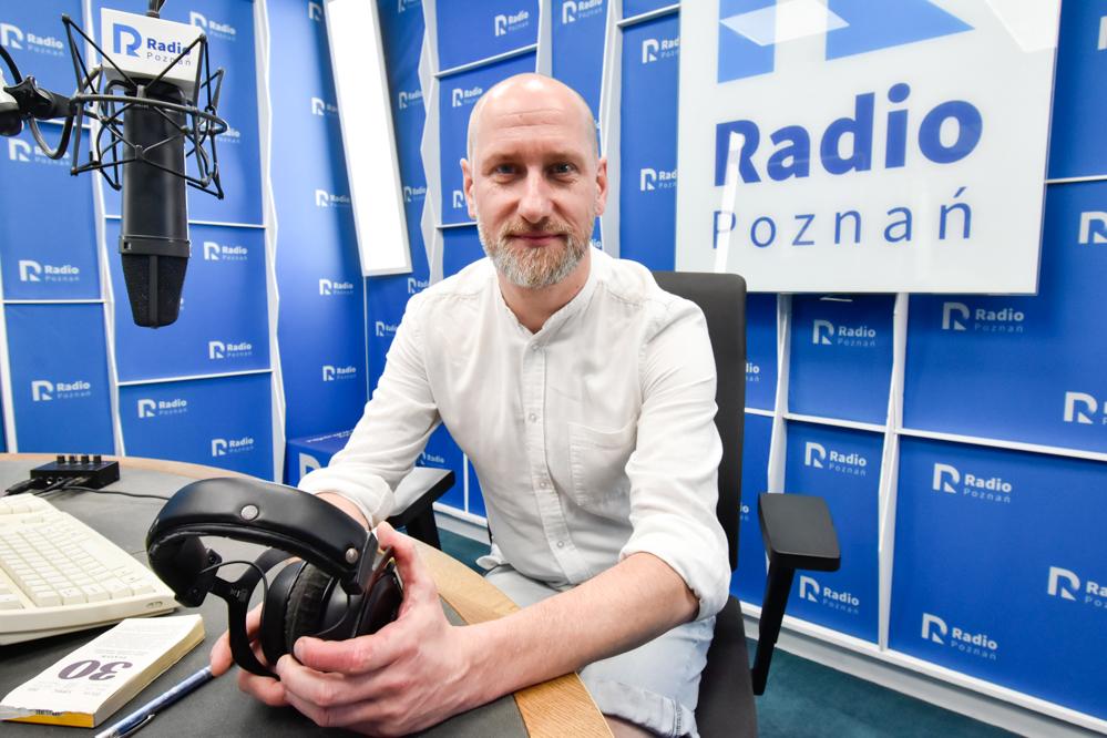 łukasz kaźmierczak - Wojtek Wardejn - Radio Poznań