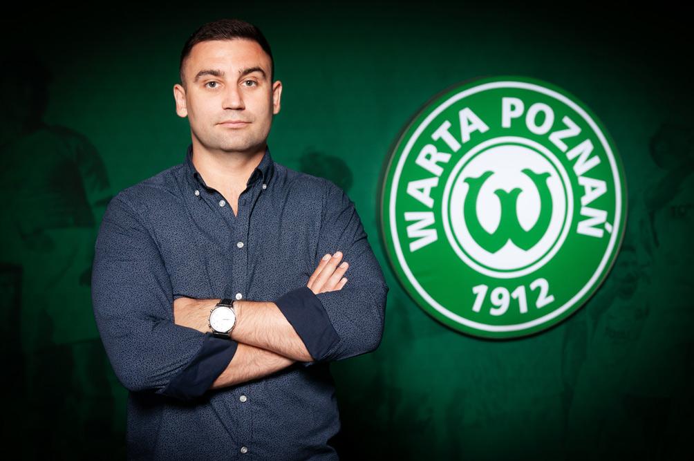 radosław mozyrko warta poznań - Warta Poznań