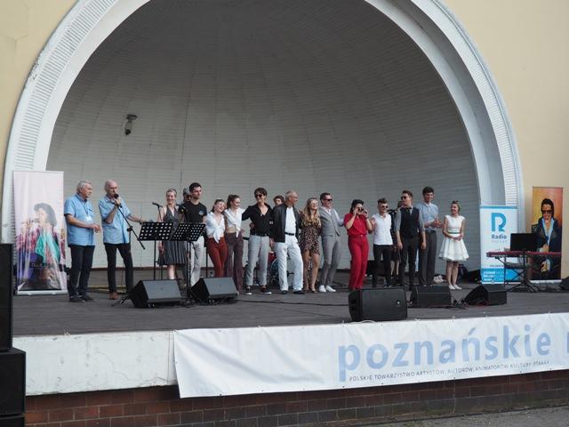 Poznańskie muzykalia - Presley - Michał Sobkowiak