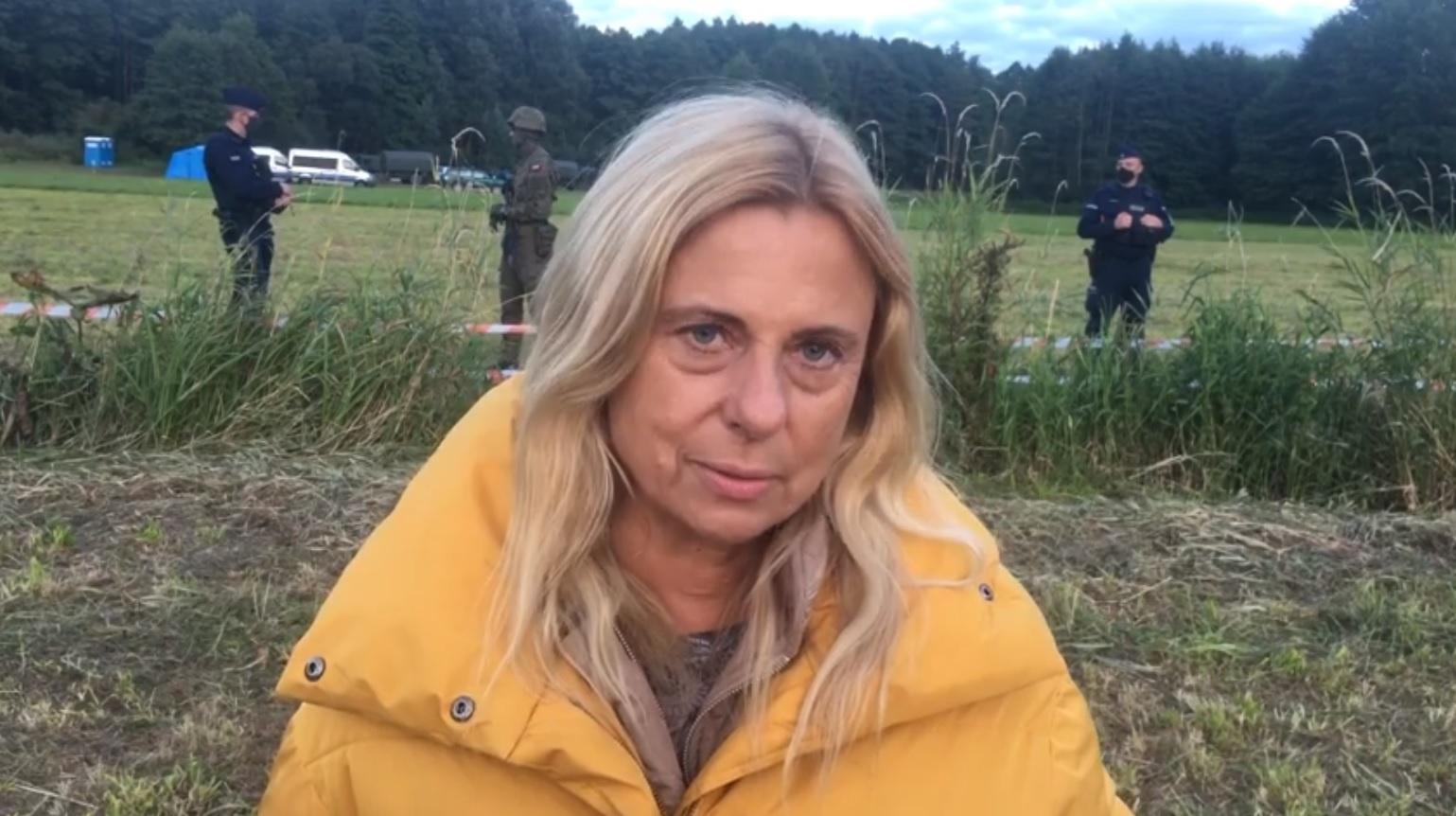 Katarzyna kretkowska usnarz górny  - FB: Katarzyna Kretkowska