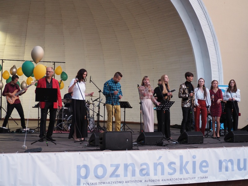 Poznańskie muzykalia – Krzysztof Krawczyk - Michał Sobkowiak