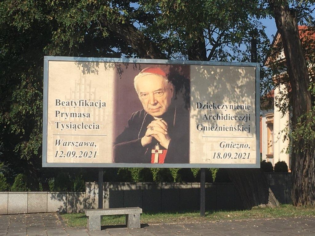 prymas wyszyński film - Rafał Muniak - Radio Poznań