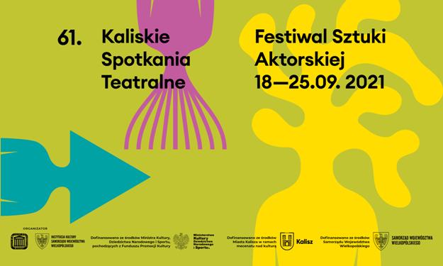 Festiwal Teatralny Kalisz 2021 - Organizator