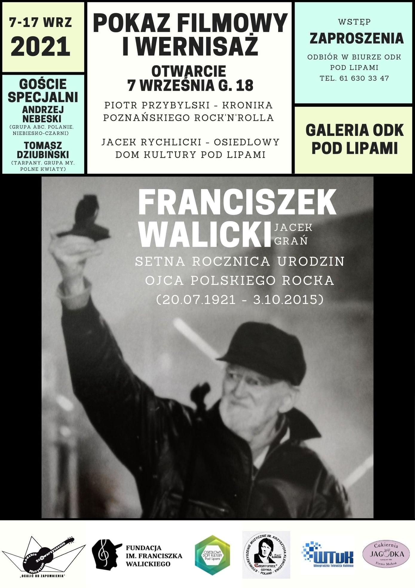 """walicki pod lipami - FB: Osiedlowy Dom Kultury """"Pod Lipami"""""""