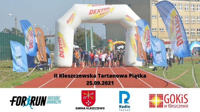 Tartanowa Piątka w Kleszczewie 2021 - Organizator