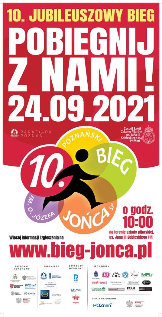 10. Poznański Bieg Jońca - Organizator