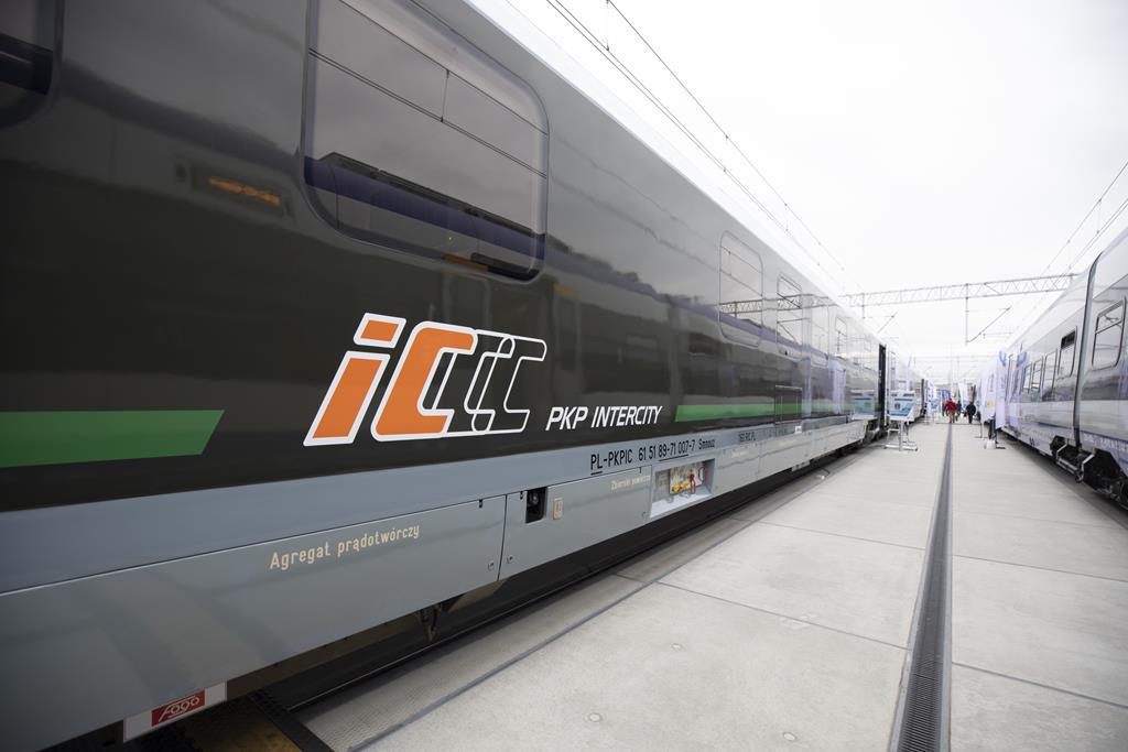 wagony wojskowe intercity  - PKP Intercity