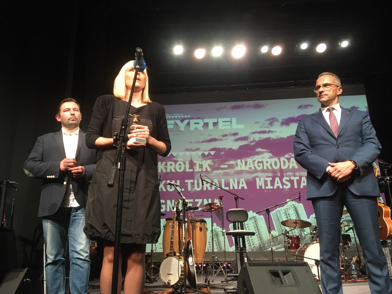 irmina kosmala festiwal fyrtel nagroda królik - Rafał Muniak
