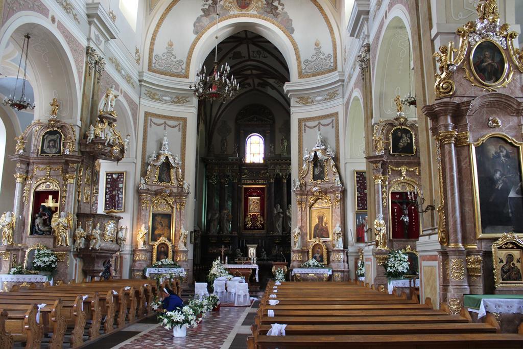sanktuarium św józefa kalisz  - Azymut (Rafał M. Socha)/CC BY-SA 4.0 - Wikipedia