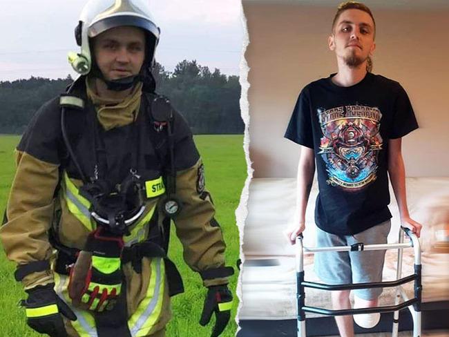 Konrad Piechocki z Rokietnicy pomoc - siepomaga.pl