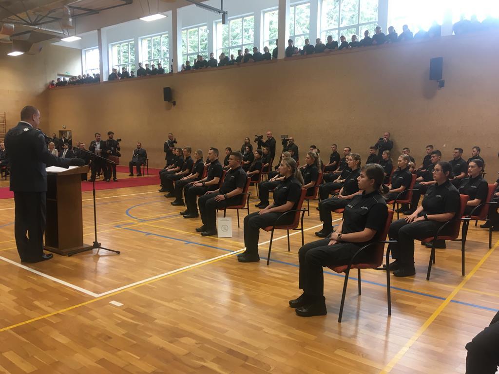 inauguracja roku wyższa szkoła wymiaru sprawiedliwości w kaliszu - Danuta Synkiewicz