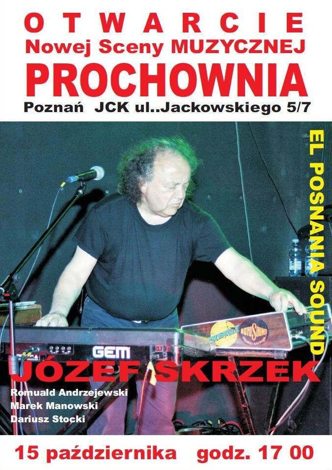 Posnania Sound - Skrzek - Organizator
