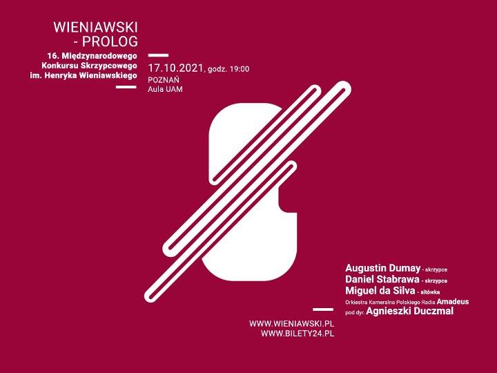 Wieniawski - Prolog 2021 - Organizator