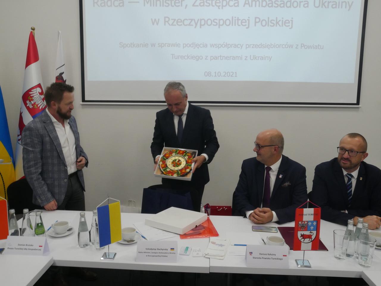 turek ambasada ukrainy - Sławomir Zasadzki - Radio Poznań