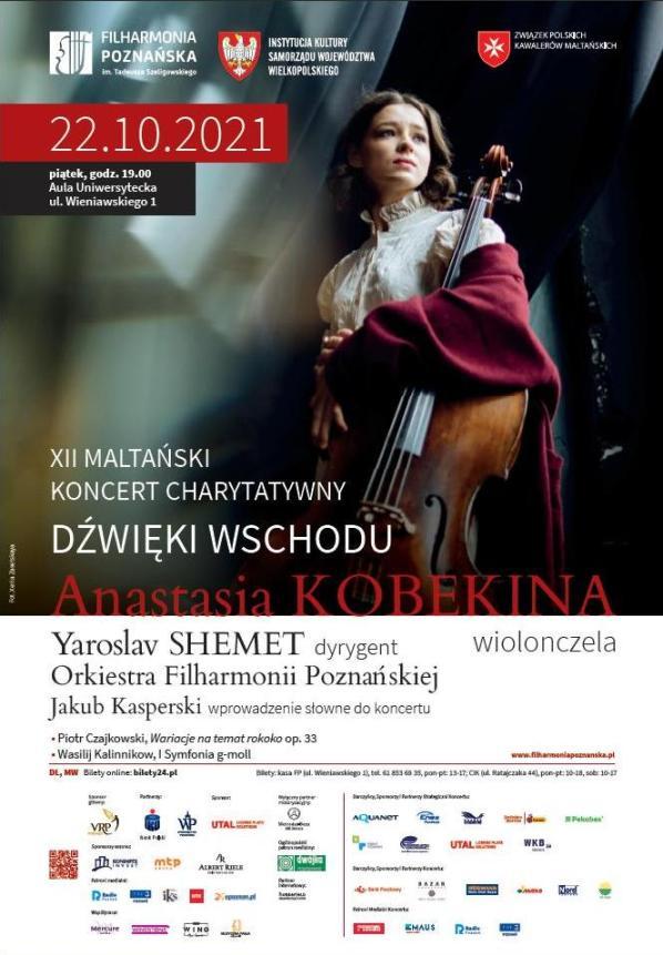 XII Maltański Koncert Charytatywny 2021 - Organizator