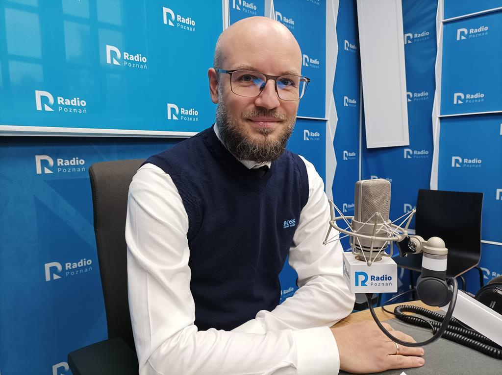 Tomasz Cieślak z oddziałowego biura edukacji narodowej IPN w Poznaniu  - Leon Bielewicz