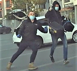 kościan zaatakowali mężczyznę podejrzani - KPP Kościan
