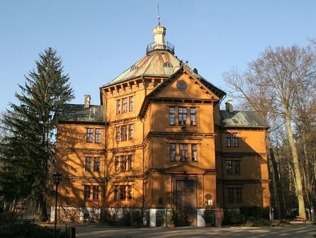 Pałac Myśliwski w Antoninie - Antonin
