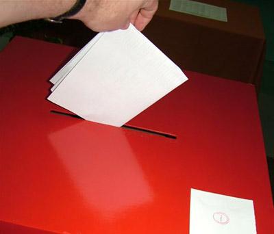 Głosowanie urna
