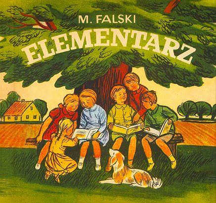 Marian Falski - Elementarz