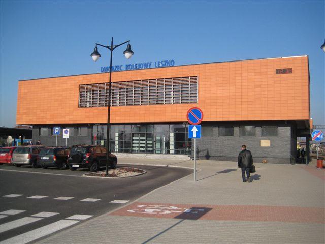 Dworzec Leszno - po remoncie - Jacek Marciniak