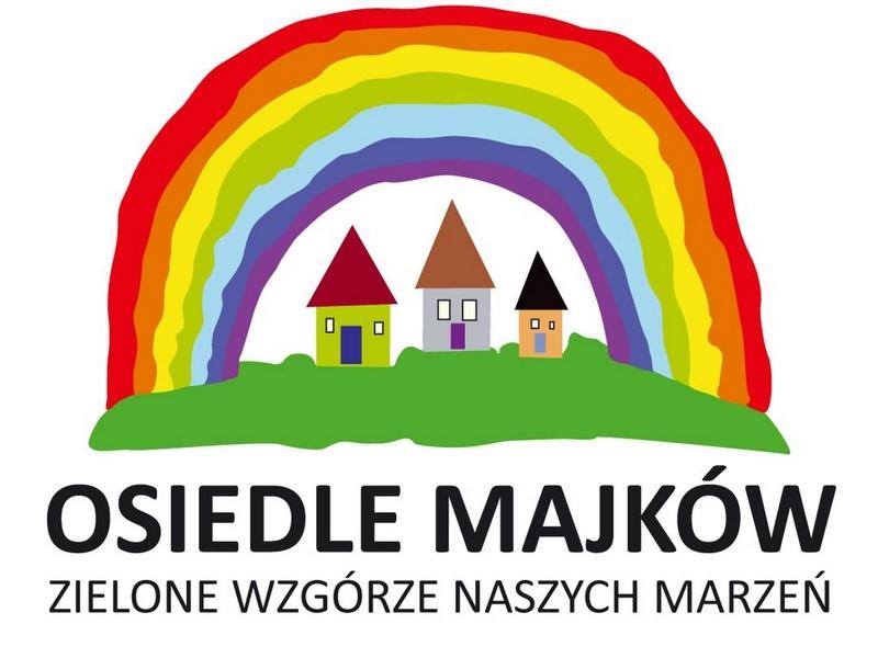 Logo osiedla Majków - os. Majków
