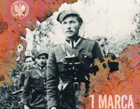 Żołnierze Wyklęci - plakat inny - IPN