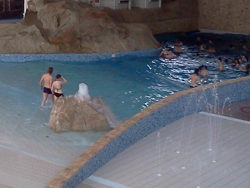 Termy Maltańskie - basen do zabawy - Adam Michalkiewicz