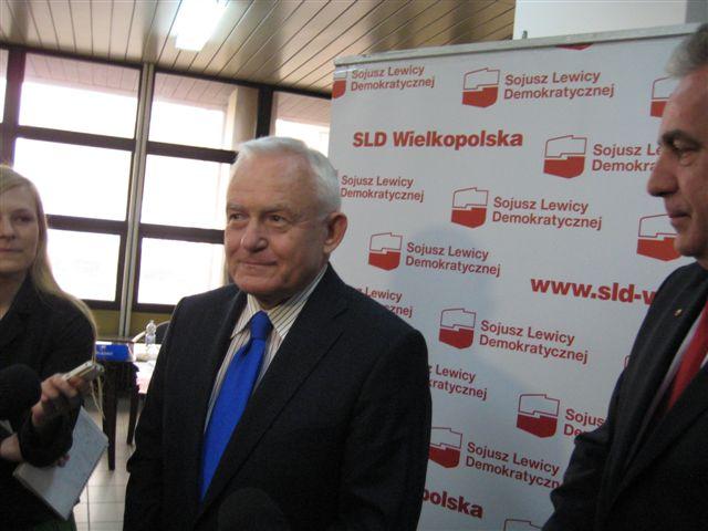 Leszek Miller Sld - Jacek Kosiak