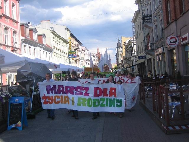 marsz dla życia - Rafał Muniak
