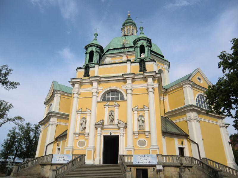 Sanktuarium Święta Góra - UMWW